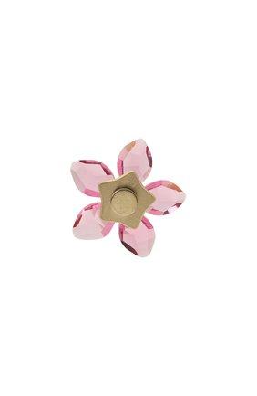 Магнит cherry blossom SWAROVSKI розового цвета, арт. 5580027 | Фото 2