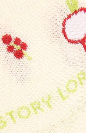 Мужские хлопковые подследники STORY LORIS кремвого цвета, арт. 5373 | Фото 2 (Материал внешний: Хлопок; Кросс-КТ: бельё)