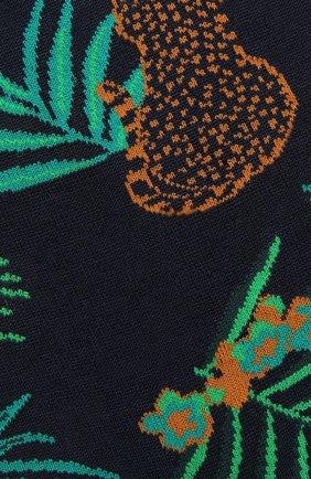 Мужские хлопковые носки STORY LORIS темно-синего цвета, арт. 5575 | Фото 2 (Кросс-КТ: бельё; Материал внешний: Хлопок)
