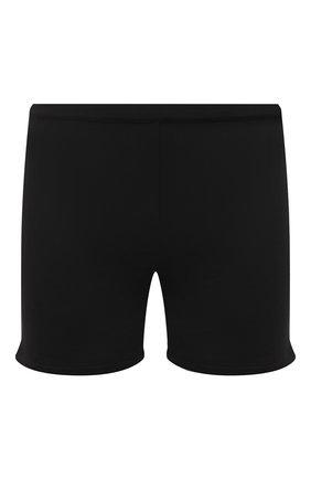 Женские хлопковые шорты HERON PRESTON FOR CALVIN KLEIN черного цвета, арт. K20K203538   Фото 1