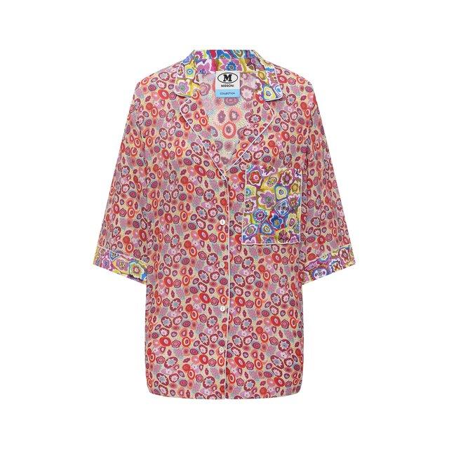 Рубашка из вискозы M Missoni