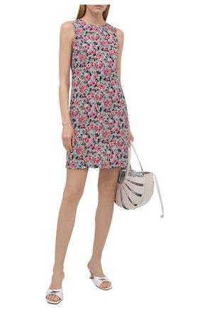 Женское платье из вискозы M MISSONI разноцветного цвета, арт. 2DG00548/2W006Z   Фото 2