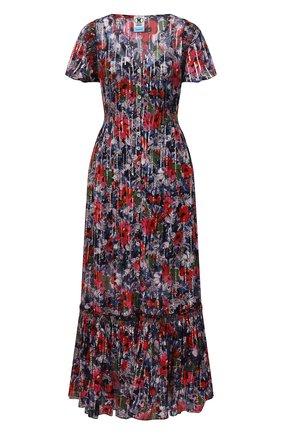 Женское платье из вискозы M MISSONI разноцветного цвета, арт. 2DG00551/2W0074   Фото 1