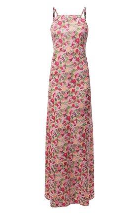 Женское платье M MISSONI разноцветного цвета, арт. 2DG00553/2J005B   Фото 1