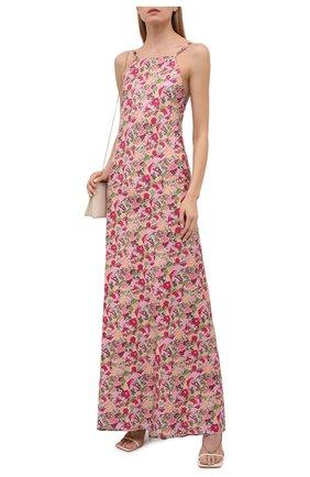 Женское платье M MISSONI разноцветного цвета, арт. 2DG00553/2J005B   Фото 2