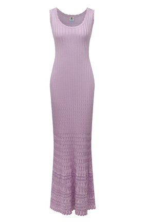 Платье из хлопка и вискозы | Фото №1
