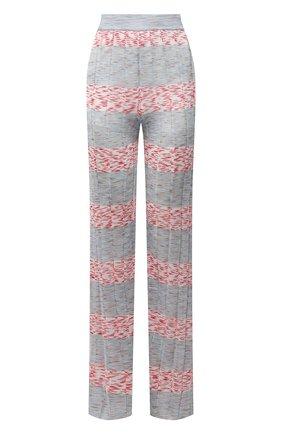 Женские брюки из вискозы M MISSONI разноцветного цвета, арт. 2DI00299/2K0096   Фото 1