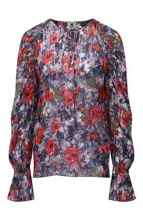 Женская блузка из вискозы M MISSONI разноцветного цвета, арт. 2DJ00135/2W0074   Фото 1