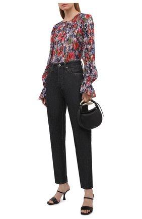 Женская блузка из вискозы M MISSONI разноцветного цвета, арт. 2DJ00135/2W0074   Фото 2