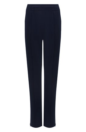 Женские брюки Y-3 темно-синего цвета, арт. GV0330/W | Фото 1