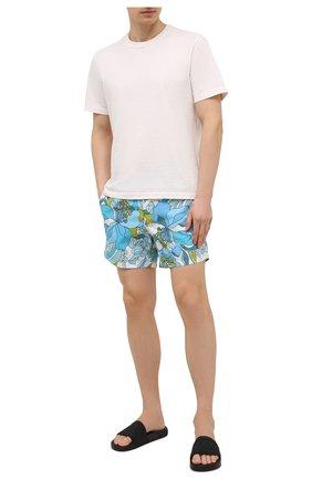 Мужские плавки-шорты TOM FORD разноцветного цвета, арт. BW654/TFB450 | Фото 2