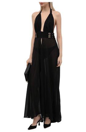 Женское комплект из туники и плавок-бикини GOTTEX черного цвета, арт. 21PA300-21PAP02   Фото 2