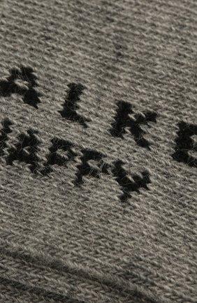 Женские комплект из двух пар носков FALKE серого цвета, арт. 46418 (2 шт) | Фото 2 (Материал внешний: Хлопок)