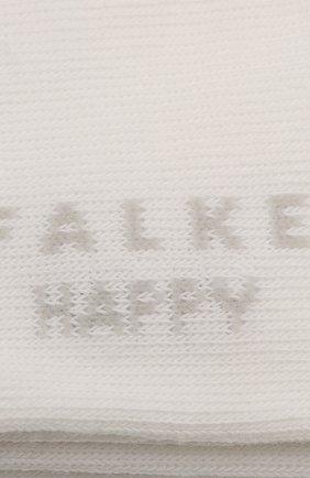 Женские комплект из двух пар носков FALKE белого цвета, арт. 46418 (2 шт) | Фото 2