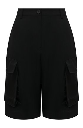 Шерстяные шорты-бермуды | Фото №1