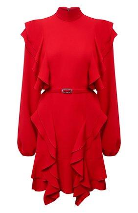 Женское платье N21 красного цвета, арт. 21E N2M0/H191/5080   Фото 1