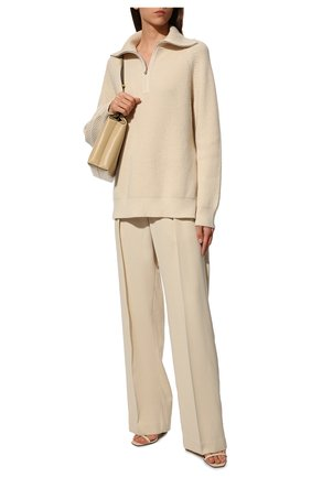 Кашемировый свитер | Фото №2