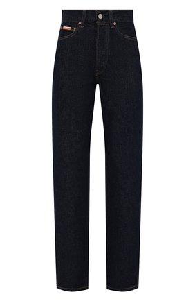 Женские джинсы HERON PRESTON FOR CALVIN KLEIN темно-синего цвета, арт. K10K108241   Фото 1