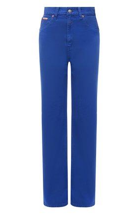 Женские джинсы HERON PRESTON FOR CALVIN KLEIN синего цвета, арт. K20K203535   Фото 1