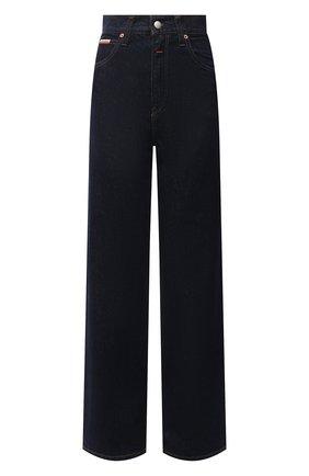 Женские джинсы HERON PRESTON FOR CALVIN KLEIN темно-синего цвета, арт. K20K203536   Фото 1