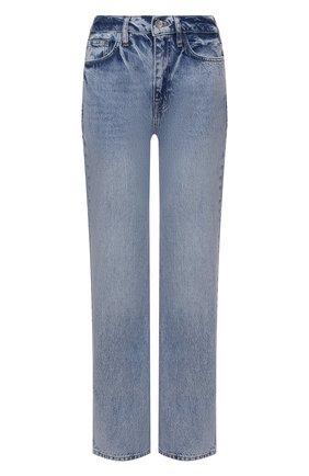 Женские джинсы FRAME DENIM голубого цвета, арт. LJN385   Фото 1