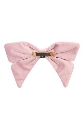 Женская заколка для волос LELE SADOUGHI розового цвета, арт. LSHA046LA | Фото 2