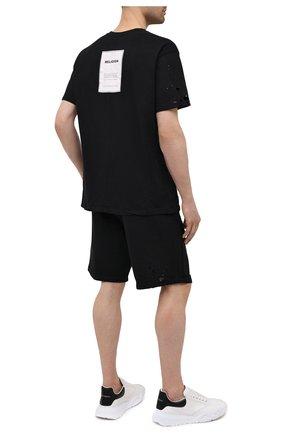 Мужская хлопковая футболка RELIGION черного цвета, арт. 11PBTN96 | Фото 2