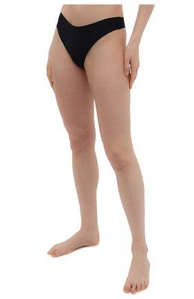 Женские трусы-стринги SIMONEPERELE черного цвета, арт. 10V700 | Фото 2