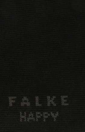Женские комплект из двух пар носков FALKE черного цвета, арт. 46418 | Фото 2 (Материал внешний: Хлопок)