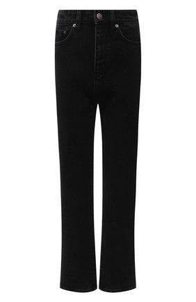 Женские джинсы KSUBI черного цвета, арт. 5000005497   Фото 1