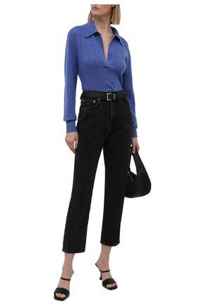 Женские джинсы KSUBI черного цвета, арт. 5000005497   Фото 2