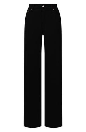 Женские джинсы HERON PRESTON FOR CALVIN KLEIN черного цвета, арт. K10K108240   Фото 1