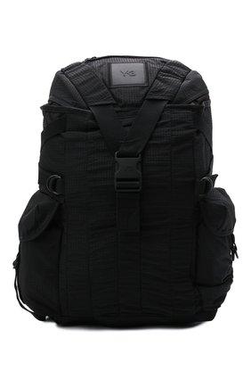 Мужской рюкзак Y-3 черного цвета, арт. GT6497/W | Фото 1