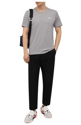 Мужские кроссовки idoso boost Y-3 белого цвета, арт. FZ4525/M | Фото 2 (Материал внешний: Текстиль; Материал внутренний: Натуральная кожа; Стили: Спорт; Подошва: Массивная)