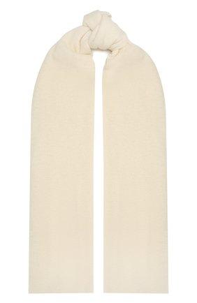 Женский кашемировый шарф helsinki BALMUIR кремвого цвета, арт. 122102   Фото 1