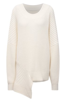 Женский хлопковый свитер RUBAN кремвого цвета, арт. RPS21-40.1.64.10   Фото 1