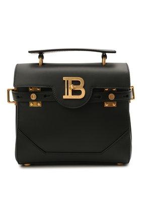 Женская сумка buzz 23 BALMAIN черного цвета, арт. WN1DB526/LVPT | Фото 1