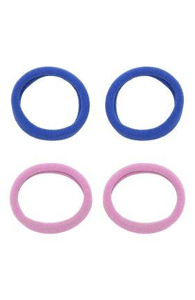 Детская комплект из четырех резинок JUNEFEE разноцветного цвета, арт. 6872 | Фото 1