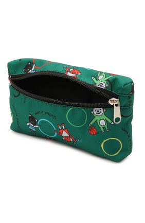 Детская поясная сумка MUMOFSIX зеленого цвета, арт. MOSSS21_BB | Фото 3