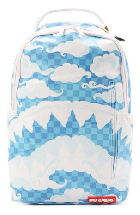 Детская рюкзак SPRAYGROUND голубого цвета, арт. 910B3645NSZ   Фото 1