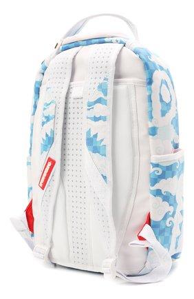 Детская рюкзак SPRAYGROUND голубого цвета, арт. 910B3645NSZ   Фото 2