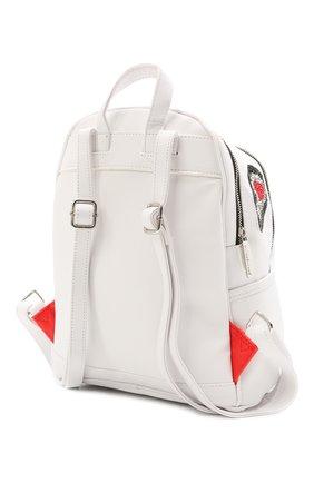 Детская рюкзак SPRAYGROUND белого цвета, арт. 910B3663NSZ   Фото 2