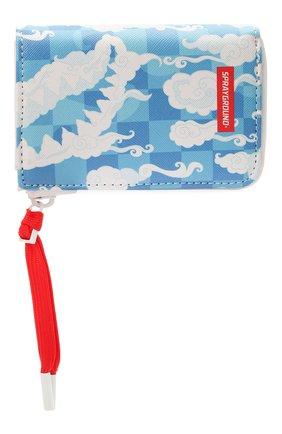 Детский кошелек SPRAYGROUND голубого цвета, арт. 910W3647NSZ   Фото 1