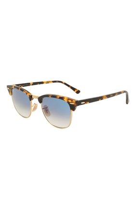 Женские солнцезащитные очки RAY-BAN коричневого цвета, арт. 3016-13353F | Фото 1