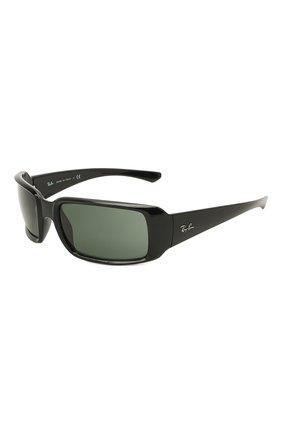 Мужские солнцезащитные очки RAY-BAN черного цвета, арт. 4338-601/71 | Фото 1