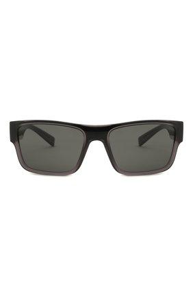 Мужские солнцезащитные очки DOLCE & GABBANA темно-серого цвета, арт. 6149-325787 | Фото 3 (Тип очков: С/з; Очки форма: Прямоугольные; Оптика Гендер: оптика-мужское)