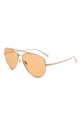Женские солнцезащитные очки OLIVER PEOPLES оранжевого цвета, арт. 1277ST-5292V9 | Фото 1