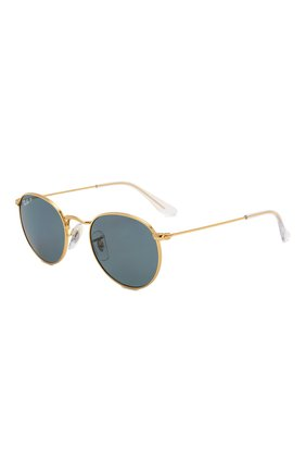 Детские солнцезащитные очки RAY-BAN синего цвета, арт. 9547S-286/2V | Фото 1