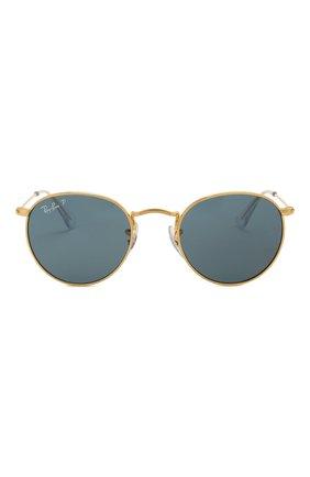 Детские солнцезащитные очки RAY-BAN синего цвета, арт. 9547S-286/2V | Фото 2