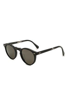 Женские солнцезащитные очки OLIVER PEOPLES черного цвета, арт. 5456SU-1005P1 | Фото 1